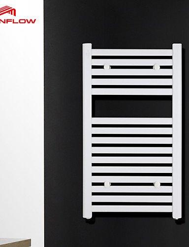 faym @ 0,5avonflow 800x 450toalla de baño rack, calentadores de baño para la pared, color blanco toallero af-se