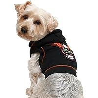 Biker Dude perro ropa funda lujo cachorro mascota ropa abrigo chaqueta T Shirt Ropa Jersey sudadera con capucha invierno Navidad regalo caliente rosa azul pequeño mediano y grande perros Extra grandes perros grandes