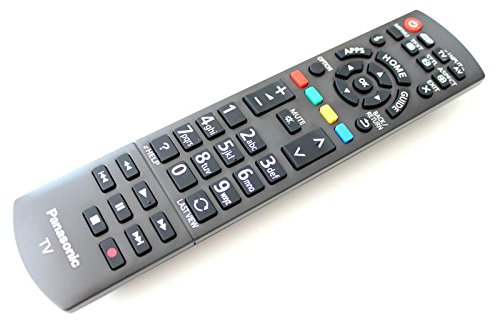 PANASONIC N2QAYB000829 PLASMA 3D TV REMOTE by Panasonic