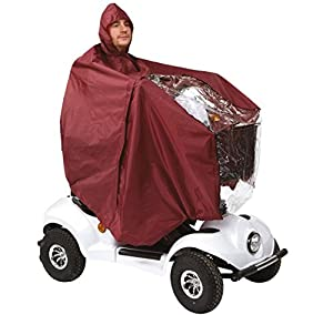 Drive Medical Universal Showerproof Mobility Scooter Cape (Choose Colour)