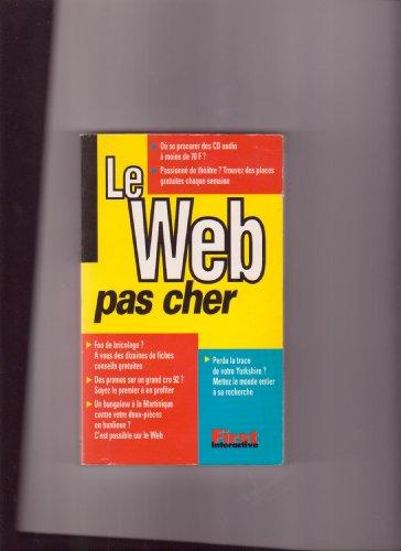 Le Web pas cher par Collectif