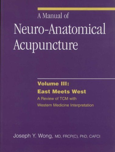 Manual of Neuro Anatomical Acupuncture b...