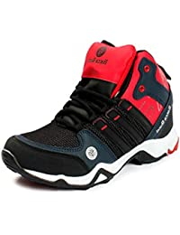 Bacca Bucci Men PU Red Sport Shoes
