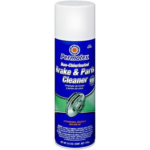 Permatex 82450 Non-Chlorinated Brake and Parts Cleaner, 14.5 oz. by Permatex