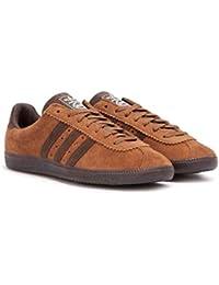 adidas scarpe uomo marroni