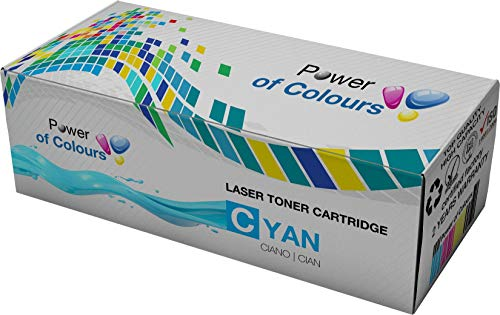 TOP QUALITAT Kompatible Cyan Laser Toner Cartridge fur DELL Drucker 5100 5100cn -
