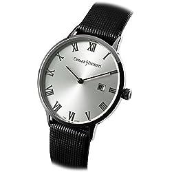 Uhr Cesare Paciotti Herren 38mm tsst108nur Zeit Armband Leder