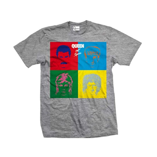 Hot Space (M/Ts/Grey)