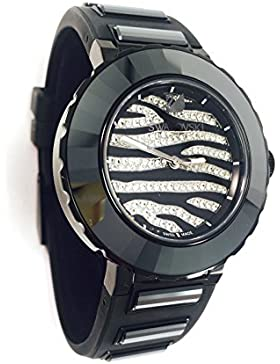 Swarovski Armbanduhr Octea Sport Zebra Schwarz Ref 5040563