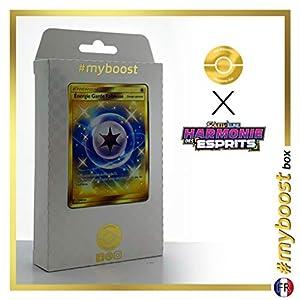 Énergie Garde Faiblesse (Energía Guardia Debilidad) 258/236 Energía Secreta - #myboost X Soleil & Lune 11 Harmonie des Esprits - Box de 10 cartas Pokémon Francés