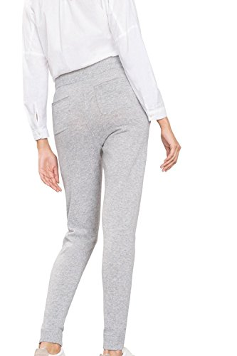 ESPRIT Damen Hose Grau (medium Grey 5 039)