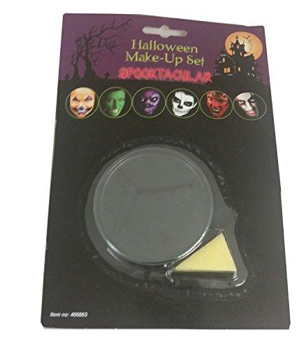 Hot Look Erwachsene Kinder Unisex Halloween Party Fancy Kleid Make Up Kit Face Farben Fake Blut Spray Zombie Devil Vampire Face Paint Kits All in One erhältlich für Halloween Party tragen