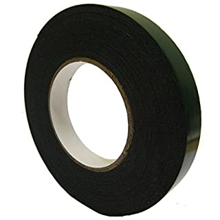 All Trade Direct Double Sided Tape Black Foam 19Mm X 10M Roll Qty 1