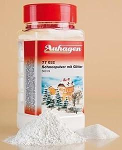 Auhagen 77.032,0 - Streuflasche Polvo de Nieve y Brillo, de 500 ml, Colorido