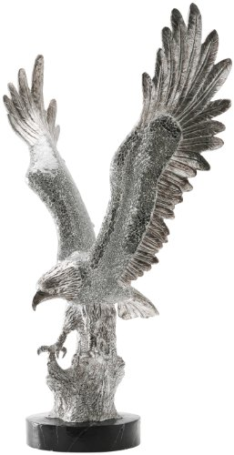 Kare Eagle Figurine Mosaic Decoration
