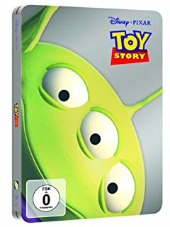 Toy Story (Steelbook) [Limited Special Edition]