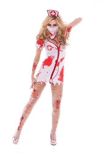Elegant Moments Damen Bloodbath Betty-Plus Gr. Small (UK -