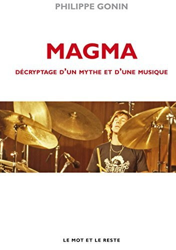 Magma [nouvelle ?dition] by Philippe Gonin par Philippe Gonin