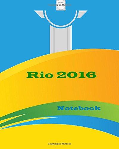 Rio Notebook (Brazil) por Anthea Peries