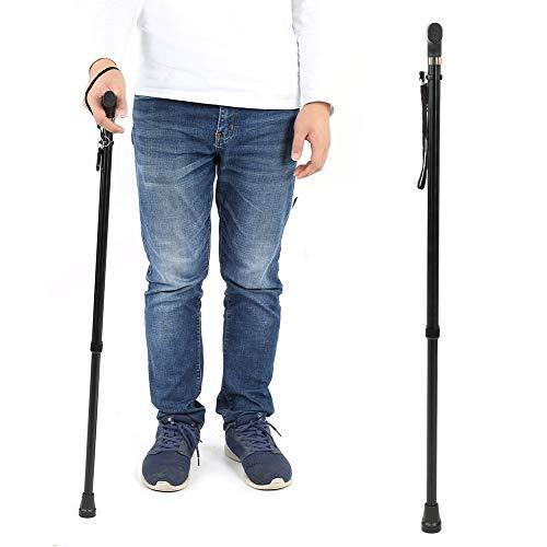 Salmue Bastones Caminar Nivel 10 Altura Ajustable