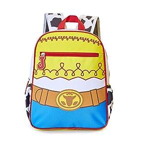 Toy Story 4 Mochila Infantiles con Diseño Clásico De Woody Y Jessie para Niños   Guardería Bolsa De Preescolar O Bolsa De Viaje para Niños Pequeños   Talla Única (Jessie)