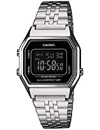 Casio Damen- Armbanduhr Digital Quarz LA680WEA-1BEF