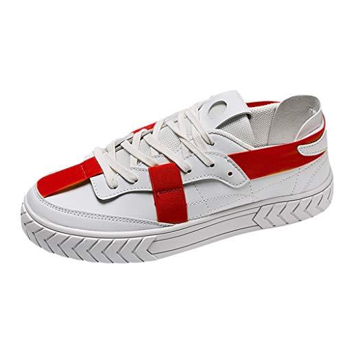 Darringls Zapatillas de Deporte para Hombre, Zapatillas Running para Hombre Atletismo Fitness Casual Zapatos Gimnasia Ligero Sneakers 39-44