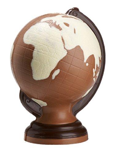 Preisvergleich Produktbild 09 031620 Schokolade Globus,  Muttertag,  Weltkugel,  Schule,  Tortenverzierung,  Hochzeit,  Schokoladen,  Torte'