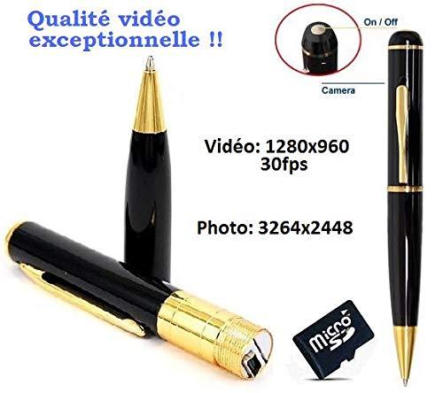 Dvr-audio-video-pen (SIMPLISIM: Kugelschreiber mit versteckter Kamera, Spion Photo1280 x 960 Audio Video Spy Pen DVR)