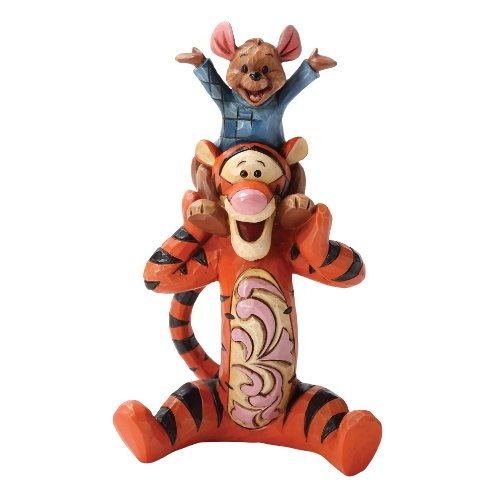 Disney Tradition Bestest Pals (Tigger & Roo Figur)