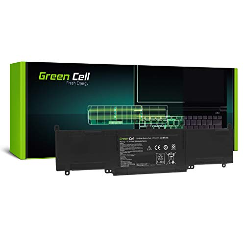 Green Cell Batteria per Portatile Asus Transformer Book Flip TP300L TP300LA TP300LA-DB51T TP300LA-DS31T (4400mAh 11.31V Nero)