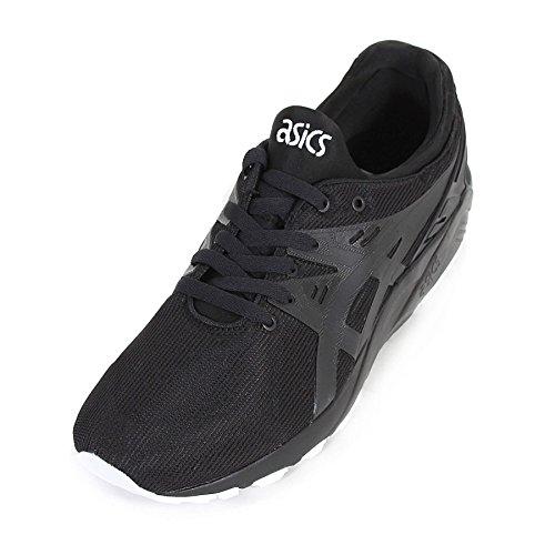 Asics Gel-Kayano Trainer Evo, Zapatillas de Gimnasia Hombre, Negro (Black/Black), 48 EU