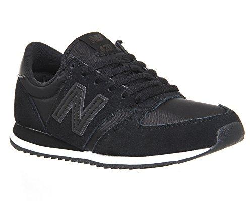 New Balance U420 Unisex-Erwachsene Sneakers Black Black