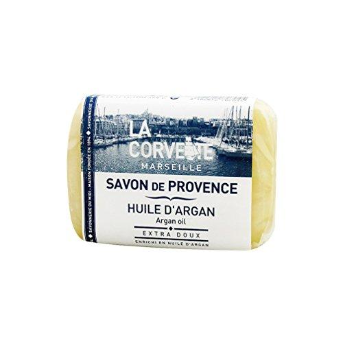 La Corvette Savon de Provence Huile d'Argan 100 g