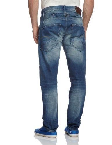 G-STAR Raw Herren Tapered Jeans Jeans Blau