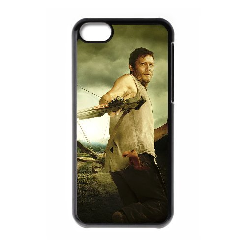 LP-LG Phone Case Of The Walking Dead For Iphone 5C [Pattern-6] Pattern-3