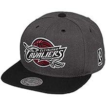 Mitchell   Ness Herren Caps   Snapback Cap G3 Cleveland Cavaliers grau  Verstellbar 607990a4937