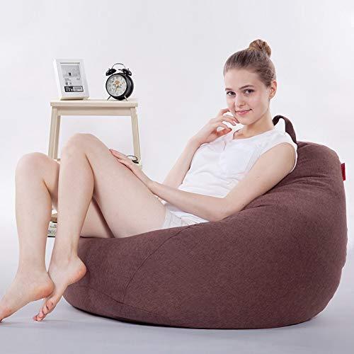 Paddia Sitzsack wasserabweisend Sitzsäcke für den Innen- und Außenbereich Ideal für Gaming-Stuhl und Gartenstuhl Designer Liegesessel Sitzsack Indoor-Outdoor-Sitzsack