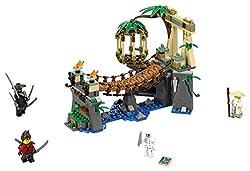 Lego Ninjago - Meister Wu's Wasser-Fall