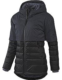 Adidas CH Jacket - Chaqueta para Mujer, Color Negro/Azul, Talla S