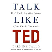 [(Talk Like Ted)] [Author: Carmine Gallo] published on (March, 2014)