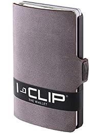 I-CLIP ® Geldbörse Soft-Touch (In 8 Varianten Erhältlich)