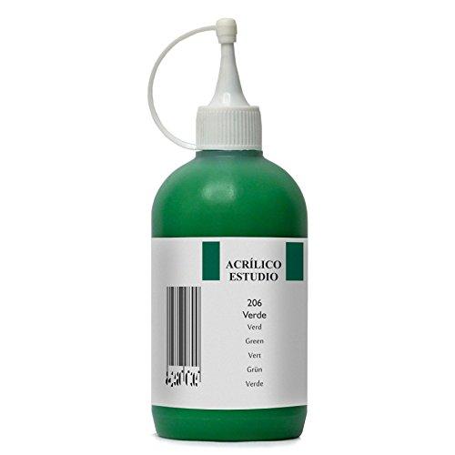 lienzos-levante-estudio-pintura-acrilica-bote-de-250-ml-color-verde