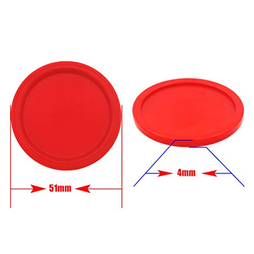Zoom IMG-1 yeahibaby 4 pezzi air hockey