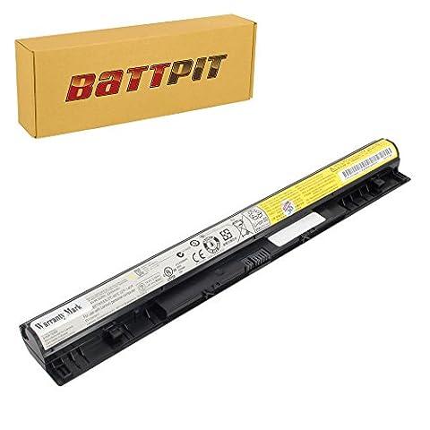Battpit™ Laptop / Notebook Battery for Lenovo IdeaPad G505s Series (14.4 V 2200 mAh / 32Wh) [18 Months Warranty]
