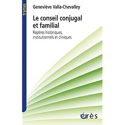 Le conseil conjugal et familial (Trames)