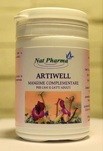 Nat Pharma - Italy ARTIWELL 30 GR - Analgésico Natural y antiinflamatorio...