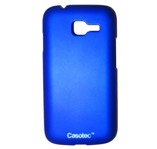 Casotec Ultra Slim Hard Shell Back Case Cover w/ Screen Protector for Samsung Galaxy Star Pro S7262 - Deep Blue  available at amazon for Rs.199