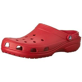 Crocs Unisex-Erwachsene Classic Clogs Rot (Pepper) 42/43 EU