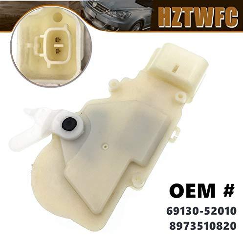 Hztwfc Door Lock Actuator Rear Right 2 pins 69130 - 52010 8973510820